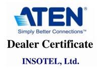 Бесшовный матричный коммутатор Aten HDMI VM5808H с лидирующими технологиями A/V