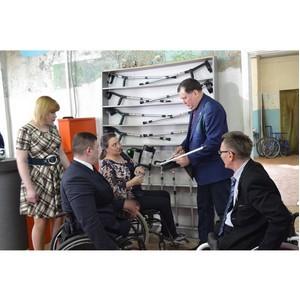 В Уфе при содействии активистов ОНФ открылось социальное предприятие