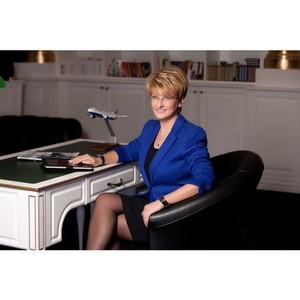 Гендиректор «Трансаэро» стала единственной россиянкой в рейтинге самых влиятельных женщин