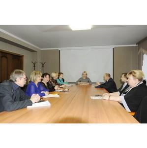 Жилищная комиссия филиала «Тулэнерго» провела очередное заседание