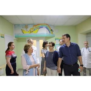 Активисты Народного фронта в Коми обсудили решение проблемы оказания медицинской помощи детям