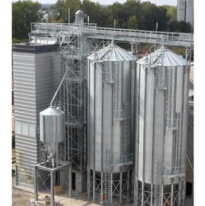 Внимание: зерносушилки в городе!