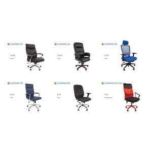 Выгодные цены на офисные кресла Chairman