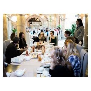 В ресторане «Ноян Тун» прошел традиционный beauty-завтрак TheBeautyNews.ru