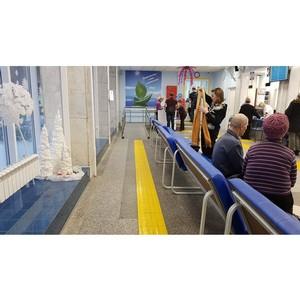 Активисты ОНФ в Карелии оценили качество услуг в поликлинике Петрозаводска