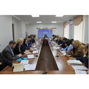 Активисты ОНФ провели круглый стол по вопросу развития сферы переработки отходов в Кузбассе