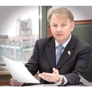 Александр Фролов: «Есть желание сделать Архангельск красивым»