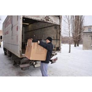 В Луганскую и Донецкую область доставлена гуманитарная помощь от