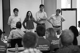 «САН ИнБев»: выпускной курса Глобальных менеджеров-стажеров 2014