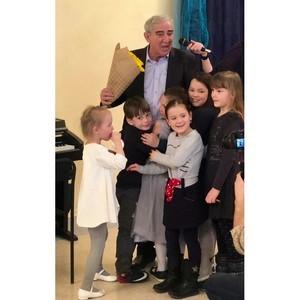 В Тюмени состоялись концерты Михаила Казиника