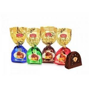 Шоколадные конфеты «Всё в ажуре»