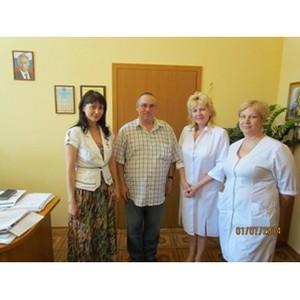 Уральское предприятие оказывает помощь детям-инвалидам Симферополя и Крыма