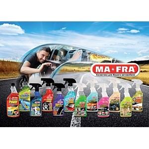 Итальянская автохимия и автокосметика Ma-Fra