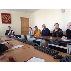 В Управлении Росреестра встретились с арбитражными управляющими