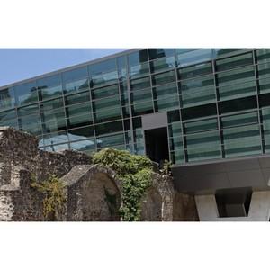 Немецкий проект на архитектурной биеннале-2014 в Венеции поддерживает Schüco