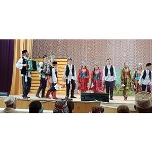 Детский этноансамбль «Тамчы» из Чувашии – лауреат X всероссийского фестиваля «Тугэрэк уен»