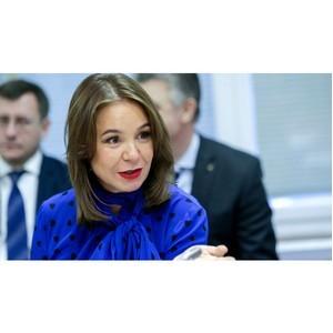 А.Когогина: Программу развития моногородов необходимо детально обсудить в регионах