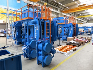 Группа НЛМК наращивает мощности обогатительной фабрики Стойленского ГОКа