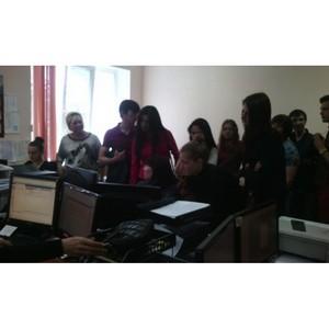 «День открытых дверей» для студентов СКФУ в филиале ФГБУ «ФКП Росреестра» по Ставропольскому краю