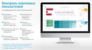 Компания «Транссеть» разработала систему контроля корпоративных проектов