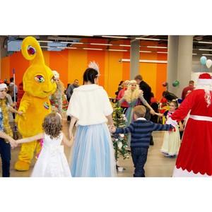 Издательский дом Раджа Жаркова принял участие в «Доброй ёлке» для особенных детей