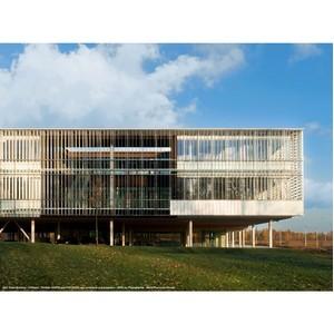 Торжественное открытие AGC Glass Building