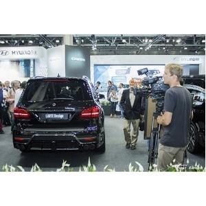 Mercedes-Benz GLS Black Crystal