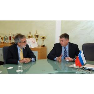 Звезды рядом: ученые вуза укрепят отношения с чилийскими коллегами
