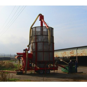 Воронежские зерносушилки – в помощь российским фермерам