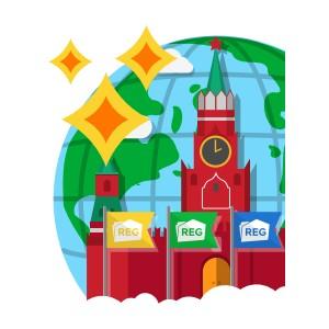 Reg.ru зарегистрирует домены для правительства Москвы
