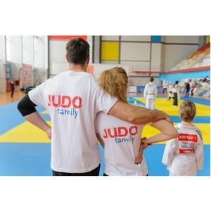 Первый семейный праздник спорта и дзюдо в Пензе