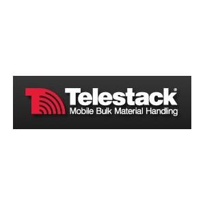 Радиальный телескопический стакер Telestack Limited установлен для ТЭС в Лас Вентанас