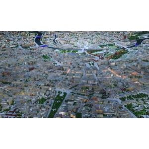 Стройкомплекс Москвы в Мюнхене впервые презентует «Карту Москвы»