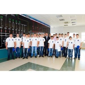 Студенческие отряды готовы к работе на энергообъектах Липецкэнерго