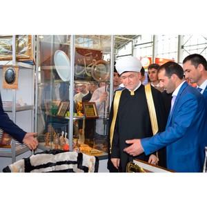 БФ «Сафмар» оказал поддержку проведению 7-й Московской международной выставки Moscow Halal Expo