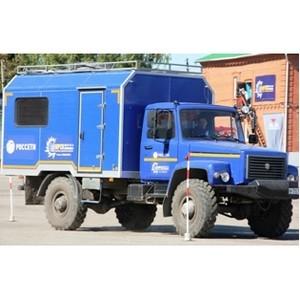 Водители филиала «Рязаньэнерго» показали свое профмастерство на соревнованиях