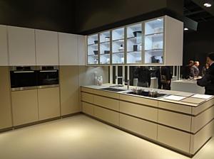 Фабрика кухни «ZETTA» на выставке Living Kitchen.