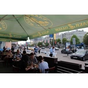 В ресторанах «Ёлки-Палки» появилось летнее меню