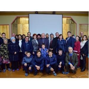 День памяти просветителя народов Поволжья и Урала состоялся в Тетюшском районе Республики Татарстан