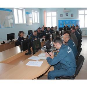 ОНФ в Алтайском крае взял на контроль предупреждение чрезвычайных ситуаций в муниципалитетах