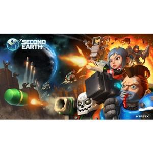 Компания Ntreev Soft запустила военно-страгетическую игру Second Earth