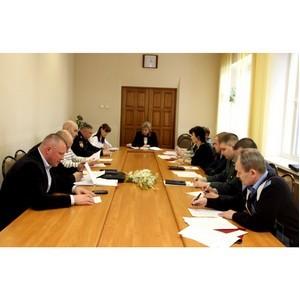 Наркополицейские приняли участие в антинаркотической комиссии Новочебоксарска