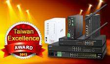 PLANET Technology �������� ������� �2013 Taiwan Excellence Award�