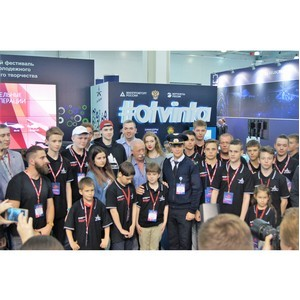 Фестиваль «От винта!» на HeliRussia-2018 представил программу по промышленной профориентации