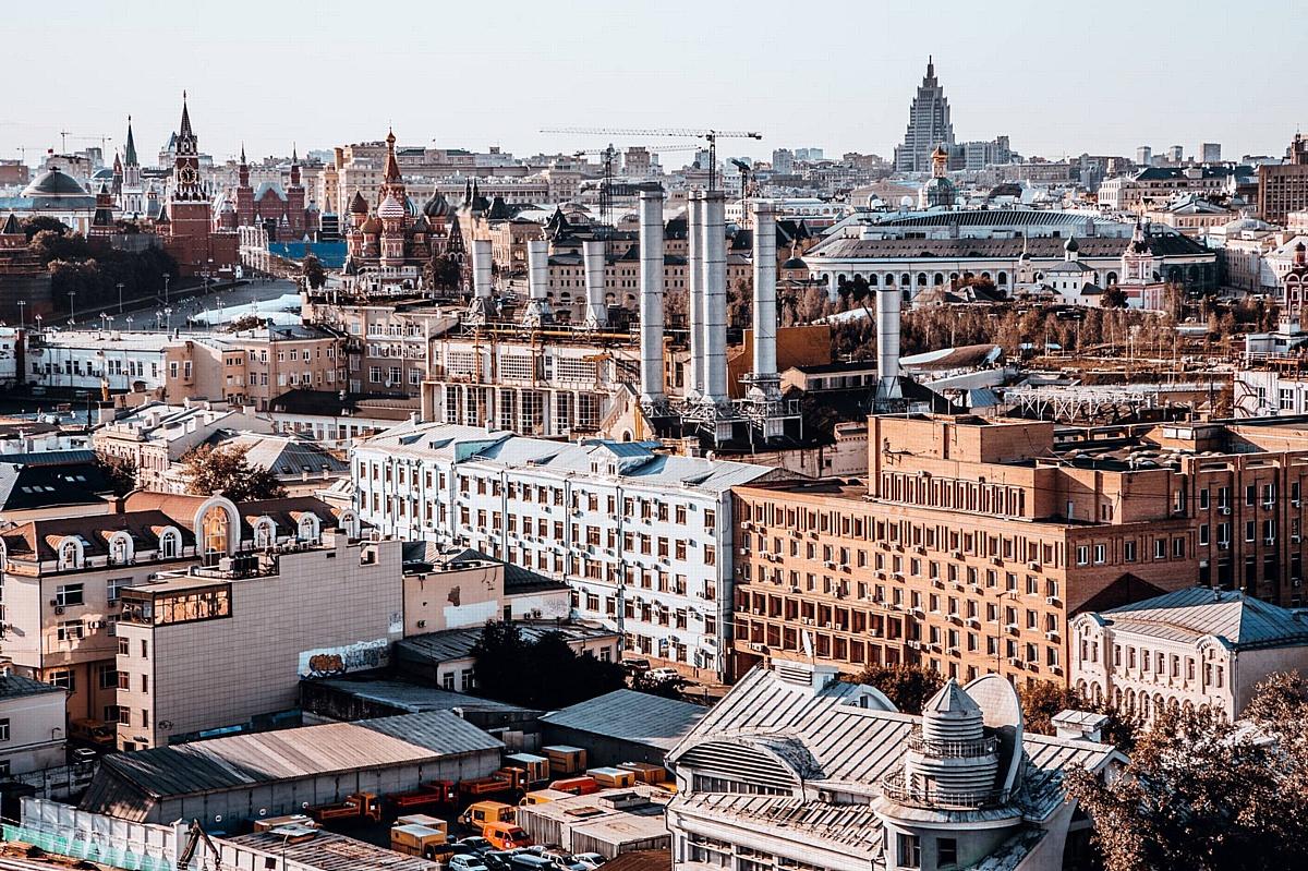 Победители VI конкурса городской фотографии «Планета Москва - 2018» получили награды в «Зарядье»