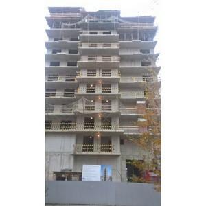 Master Серебристый бульвар 19: строительство ведется на уровне 11 этажа