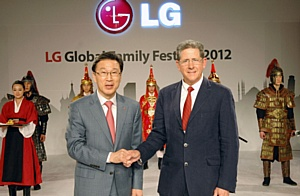 LG ������� ������������� ��������� Global Family- 2012 ��� ���������� ����������