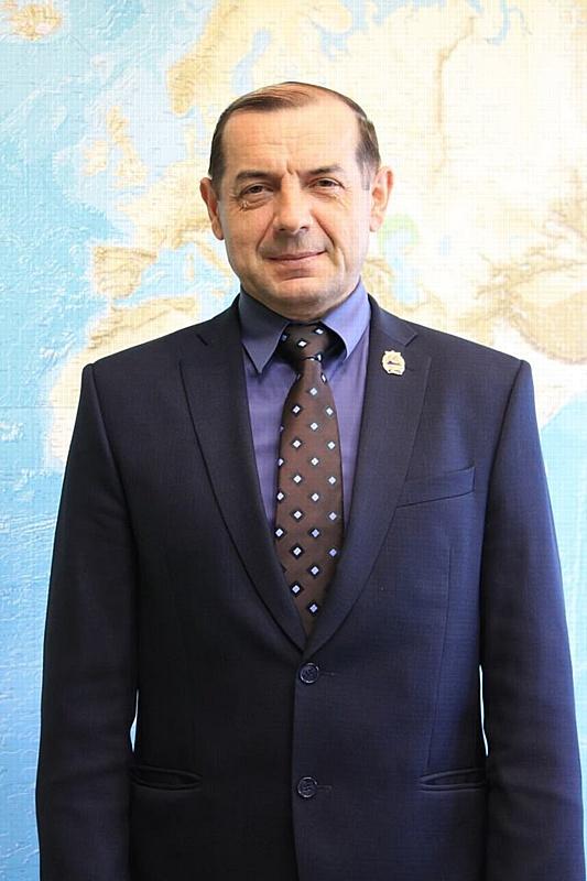 Сопредседатель регионального штаба ОНФ на Камчатке Сергей Тарусов стал доверенным лицом президента