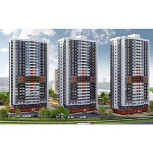 Завершено строительство первой очереди ЖК «Квартет» в Екатеринбурге