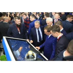 Дмитрию Медведеву представили Динамическую цифровую модель развития территории
